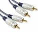 Quality 20m Phono RCA Leads - 20 Metres / 65.61ft